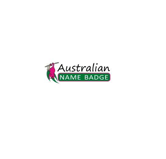 Australian Name Badge